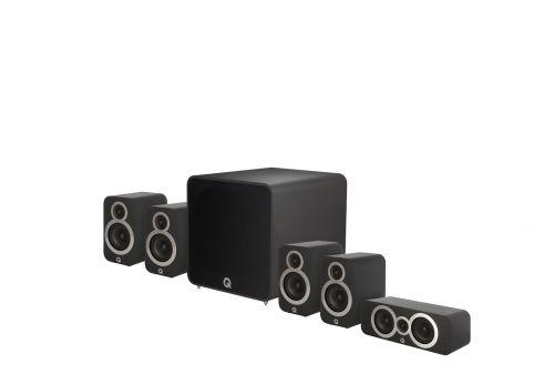 Q Acoustics 3010i Plus Cinema Pack